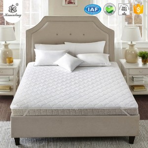 Hot New Products  New Printed Cotton Comforter Bed Sheet Set Bedding Sets Hypoallergenic Breathable Waterproof Mattress Protector