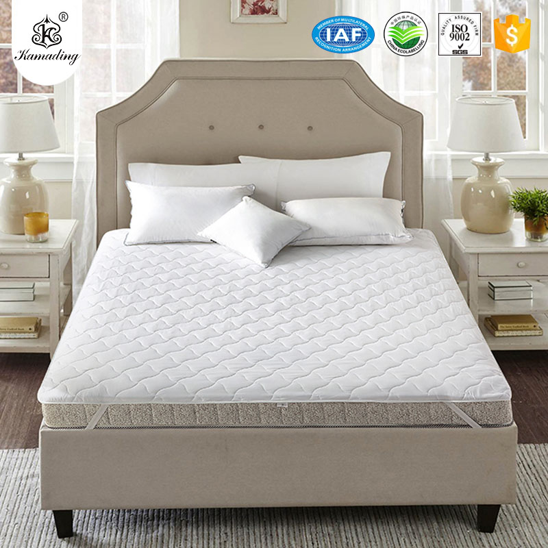Hot New Products  New Printed Cotton Comforter Bed Sheet Set Bedding Sets Hypoallergenic Breathable Waterproof Mattress Protector Featured Image