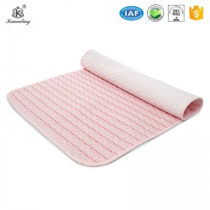 Personlized Products Waterproof Mattress Protector  Quilted cotton mattress cover baby bedding waterproof pad
