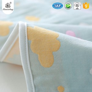 Crib Mattress Protector Waterproof Baby Bed Cover Toddler Waterproof Fitted Sheet