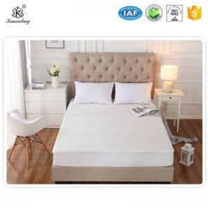 2017 Good Quality Statafelhoed Wave For Wedding - Jacquard cloth mattress cover comfortable protective pad fixed smooth waterproof mattress – Meishi