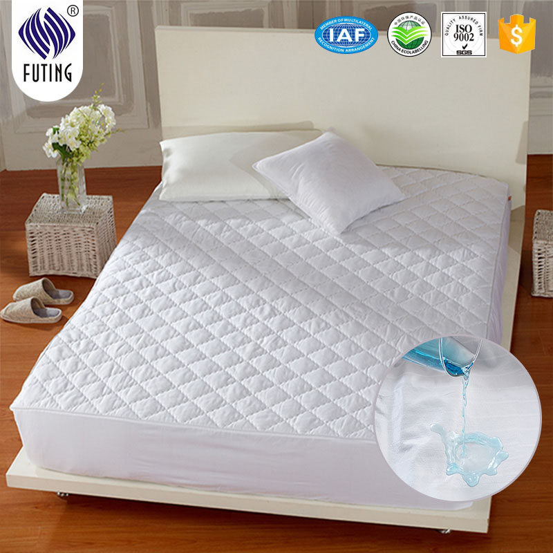 Super Purchasing for Lion Cloak Kids Animal Bathrobe - Waterproof mattress protector with polyester filling waterproof mattress pad factory – Meishi