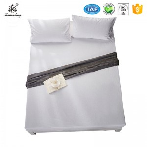 Wholesale Dealers of 100% Egyptian Cotton Bath Towel - Waterproof mattress cover anti-mite Protector, breathable, moisture-proof fitted sheet – Meishi