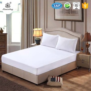 China Gold Supplier for Plain Dyed Mattress Protector -