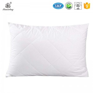 Standard Size Hypoallergenic Bed Bug Proof Zippered Waterproof Pillow Encasement