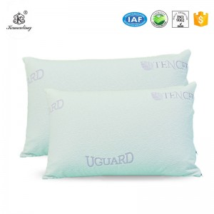 Hypoallergenic Waterproof Tencel Pillow Protector