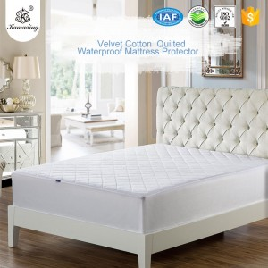 waterproof bed pad mattress pad king size