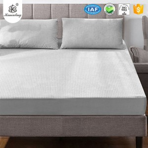 Factory directly Stripe Duvet Cover Bedding Set - Hot New Products  New Printed Cotton Comforter Bed Sheet Set Bedding SetsKing Size Premium Hypoallergenic Cotton Terry Waterproof Mattress Protect...