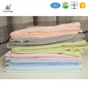Terry cloth waterproof pillowcase dustproof pillowcase plain color pillowcase