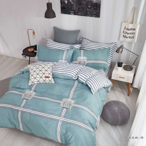 factory low price Hotel Bedding Set Luxury -
