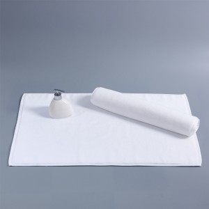 Cotton 32s Bath Mat for Shower Washable Floor Rugs