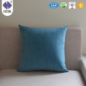 wholesale 100%polyester customized size cushion made in China
