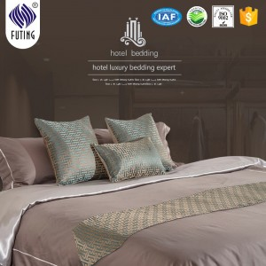 Chinese Professional 200tc Hotel Bedding Set -