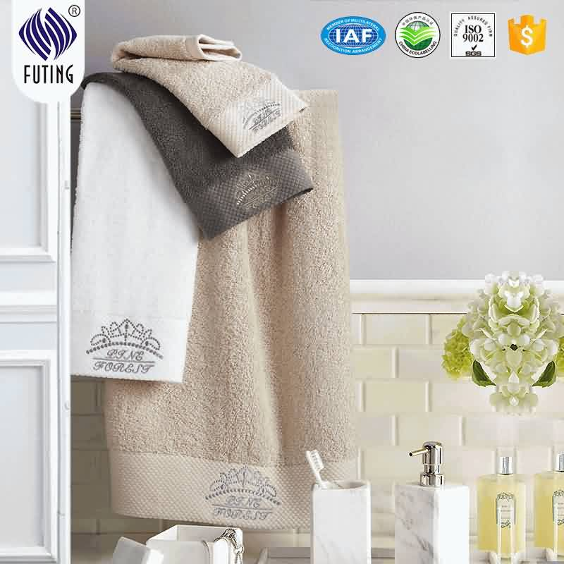 Quality Inspection for Custom Beach Towel Fabric - Cotton 16S body towel white wholesale china towel manufacturer – Meishi