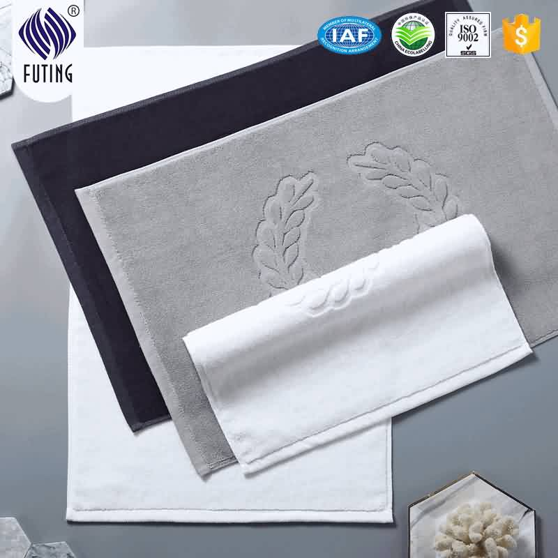 Best Price for Baby Hooded Beach Towel - Hotel floor mat 50 by 80cm 400g bath mat – Meishi