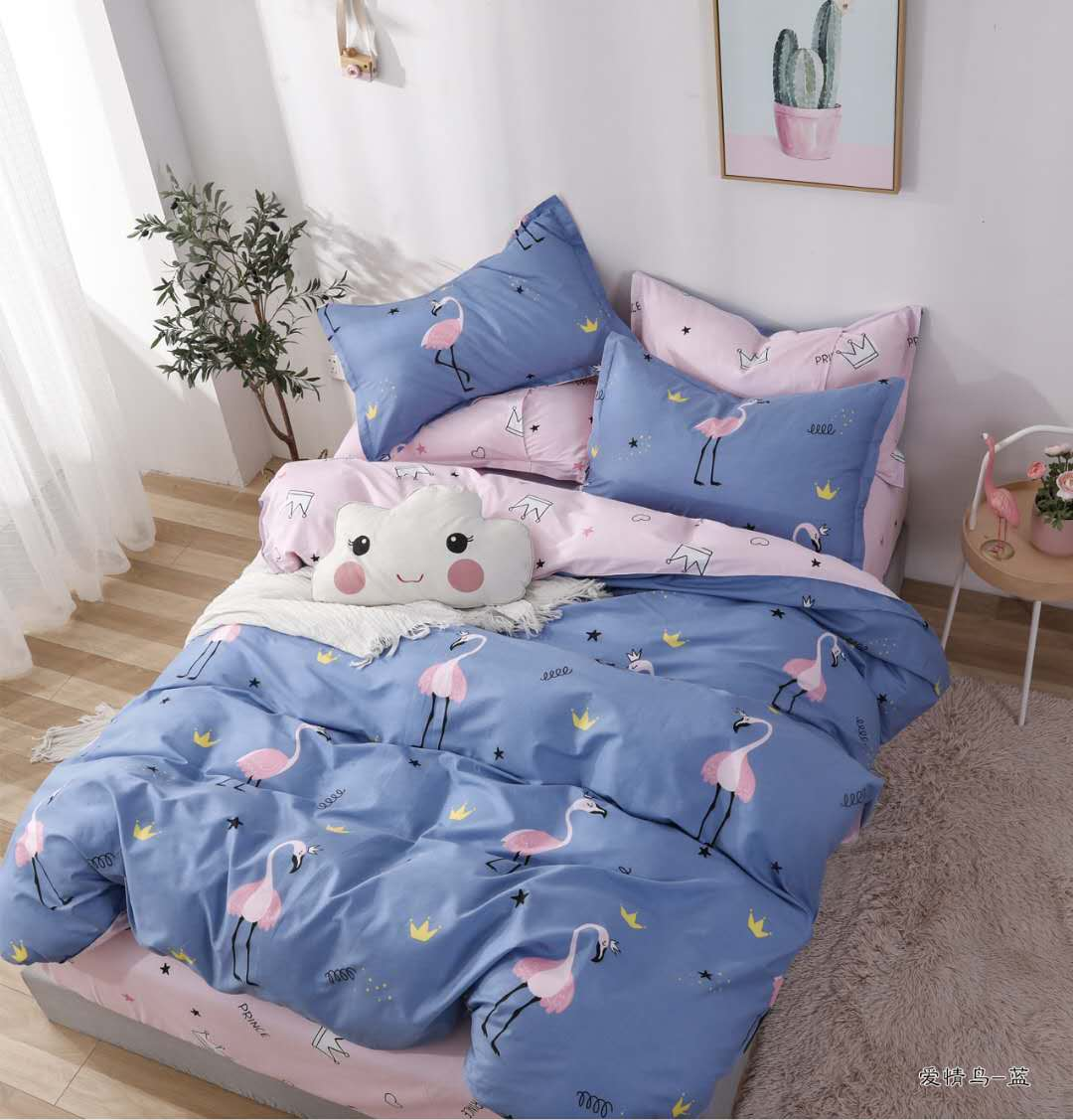 3 Piece Duvet Cover Set 100% Natural Cotton King Size with Wholesale Price Featured Image