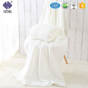 Dobby solid color bath towel 16S home towel set for gift