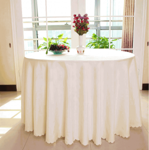 Weddings Banquets Restaurants 90 Round Polyester Tablecloth Covers