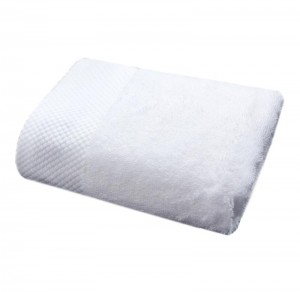 Quality Inspection for Extra Large Bath Towels - Factory direct sell washcloth cotton white 16S face towel  – Meishi